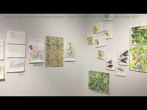 Society of Wildlife Artists Projects in 2017 Annual Exhibition