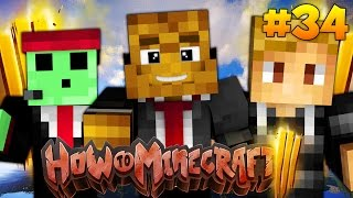 "Minecraft: SMP HOW TO MINECRAFT S3 #34 ""TREASURE CAVE"" with JeromeASF"
