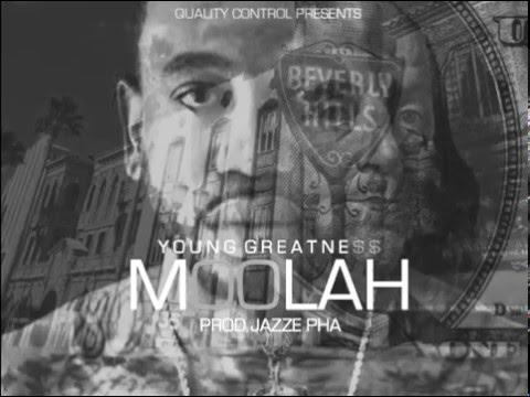 Young Greatness - Moolah (Slowed)