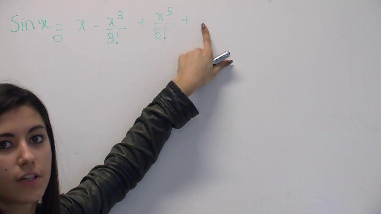 Math - Exercice - Développement limité 1 - YouTube