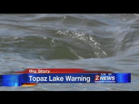 4/5 5:30pm Whirlpool At Topaz Lake