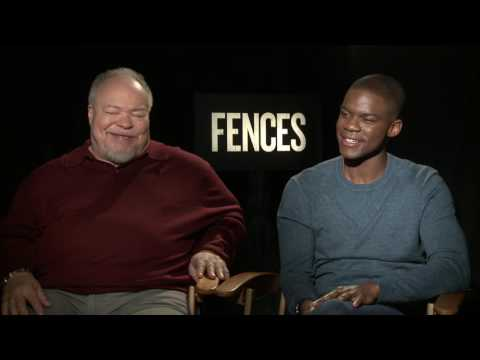 Fences: Jovan Adepo & Stephen Henderson Exclusive Interview