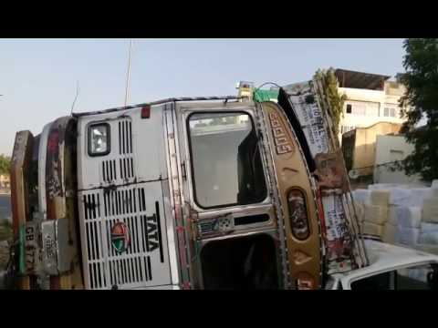 truck accident in jaipur