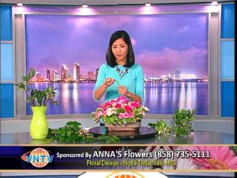 Floral Design - Nghệ Thuật Cắm Hoa: Bình Hoa Tặng Mẹ Ngày Mother