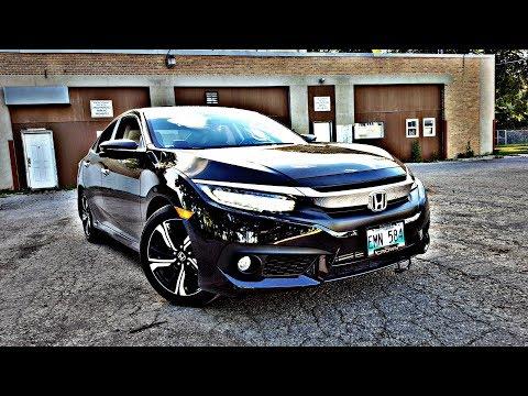 2016 Honda Civic Touring - One Take | Doovi
