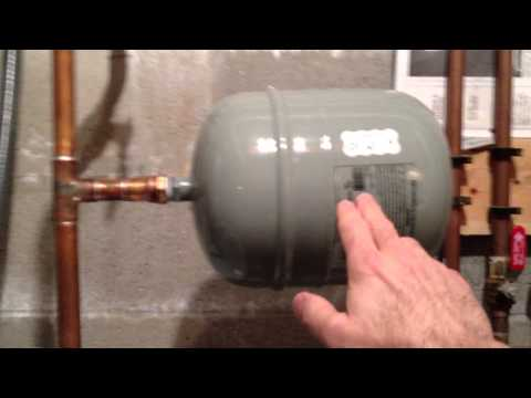 Protect Your Water Heater with a Thermal Expansion Tank