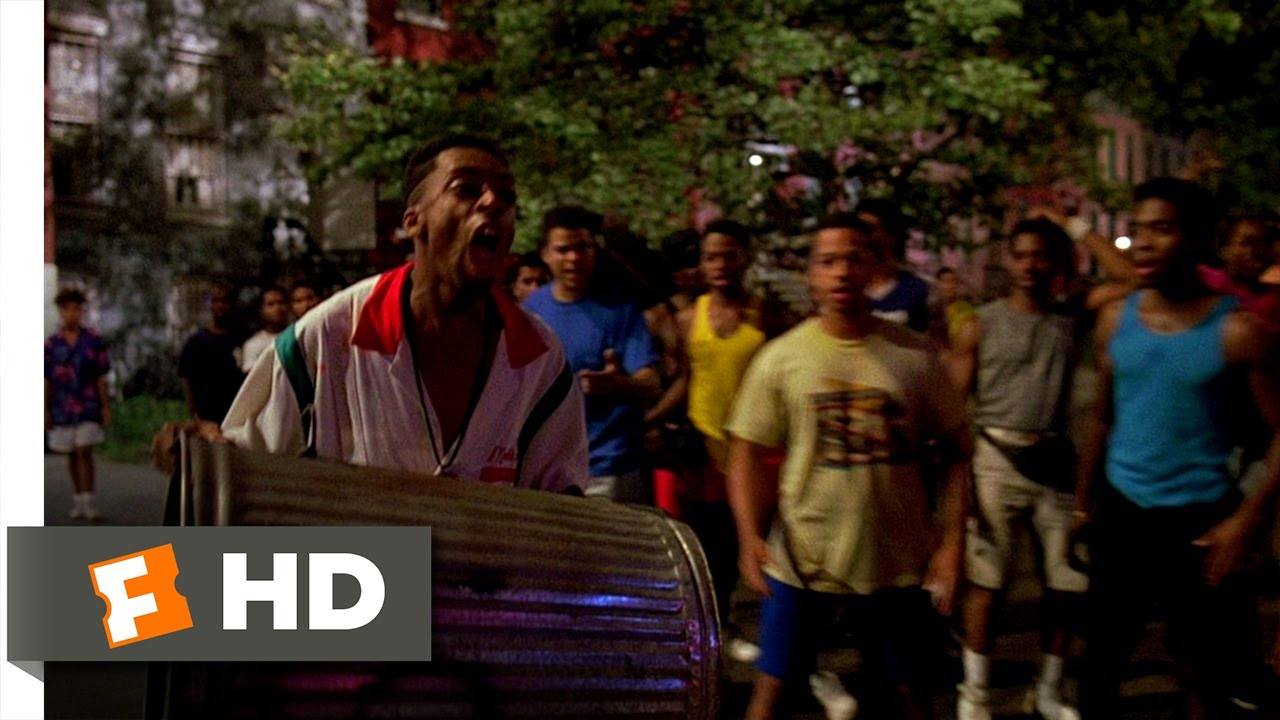 Do The Right Thing 1010 Movie Clip Destroying Sals 1989 Hd