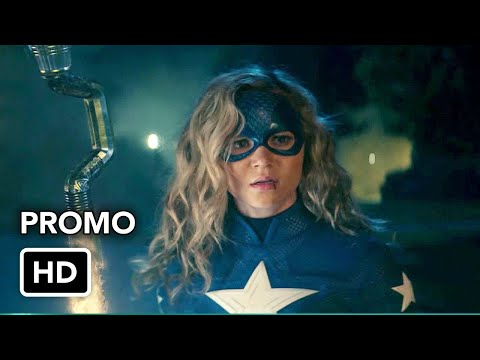 "DC's Stargirl 1x08 Promo ""Shiv Part Two"" (HD) Brec Bassinger Superhero series"