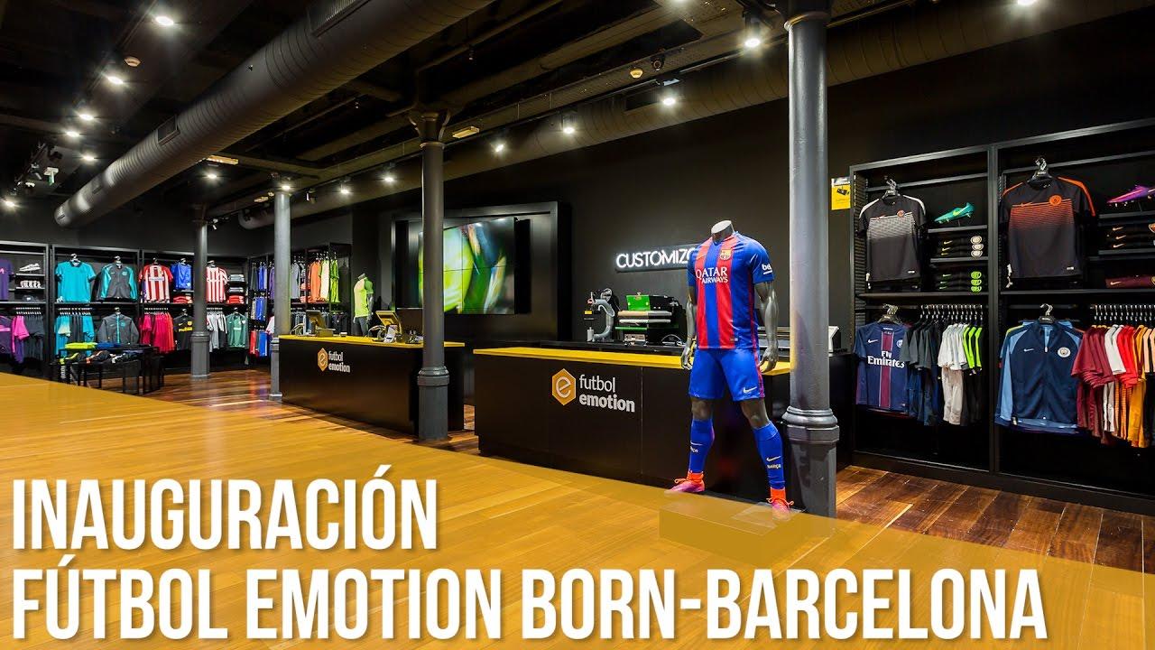 Barcelona Born Fútbol Emotion