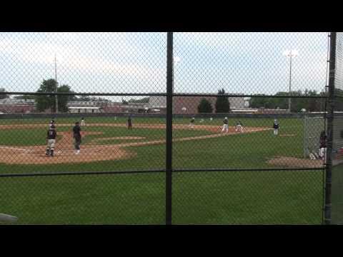 Stuart vs Mount Vernon - Varsity Baseball - 9 May 14
