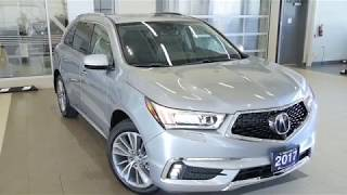 2017 Acura MDX Review - Acura of Langley - Langley, BC.