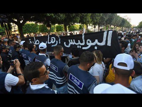 الأمم المتحدة تنتقد -الانتهاكات الخطيرة- للشرطة التونسية وتدعو السلطات لفتح تحقيقات  - 10:55-2021 / 6 / 15