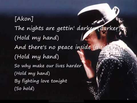 Michael Jackson - Hold My Hand (Duet with Akon) (Official ...