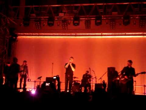 THE NATIONAL - Available (live in Zagreb 2010)