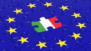 🍕 ☕ Как Италия собирается развалить Евросоюз.