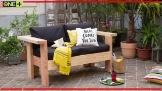 Baixar Fabriquer un salon de jardin en bois, tutoriel bricolage