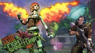 Borderlands 2 DLC Commander Lilith & The Fight For Sanctuary part 1