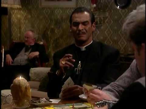Father Jack loves brandy