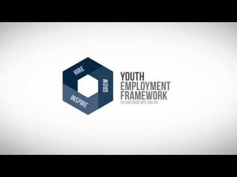 Breaking down the barriers to employment for the next generation...