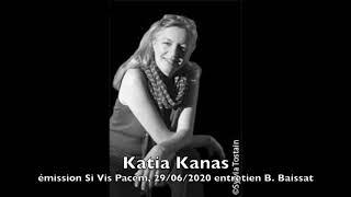 KATIA KANAS, Greenpeace
