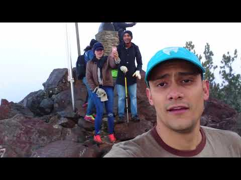 El Sendero al Pico Duarte