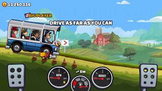 Car Games Online Free Driving Games To Play#HILL CLIMB RACING 2 BUS