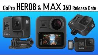 GoPro герой 8 і Макс 360 Дата виходу і більше витоків!