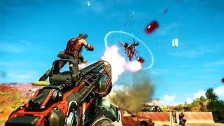 RAGE 2 : 7 Minutes de Gameplay (2018) PS4 / Xbox One / PC