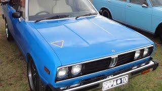 Datsun Stanza Track Car
