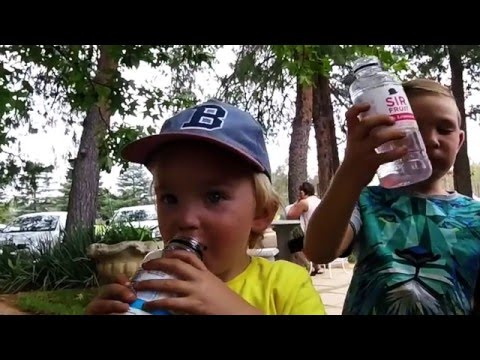 Clarence Family Holiday - Drakensberg 2016