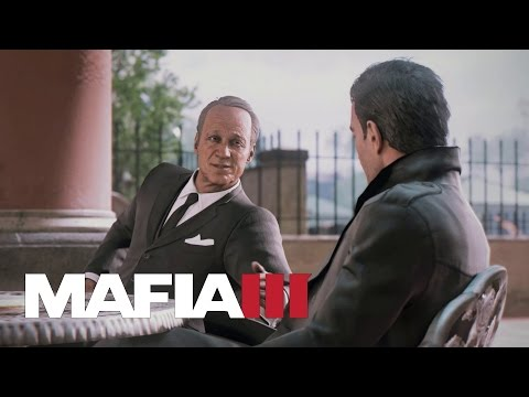Mafia III - Let's Play Part 3: Federal Reserve Heist [Hard]