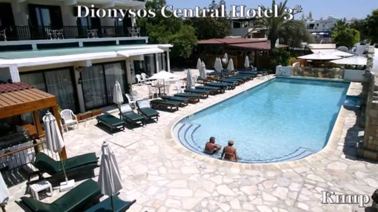Hotel Dionysos Central 3 (Cyprus, Paphos): location and infrastructure of the hotel, room description, service, reviews 92