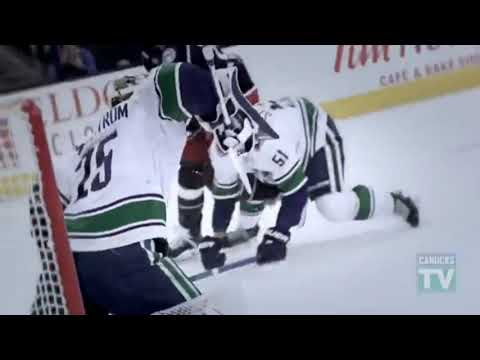 The Other Side Jacob Markstrom Post Game Youtube
