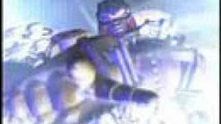 Beastwars - Optimus Primal recieves Optimus Prime's spark