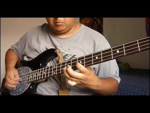 Rufio - Still (bass cover) by Mo0nkie