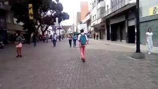 2do Día Huelga y Paro: Pocos comercios abiertos Blvd. Sabana Grande, área normalmente congestionada