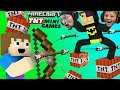 FGTEEV MINECRAFT TNT Mini-Games! (Bow Spleef, TNT Race Run & More Hypixel)