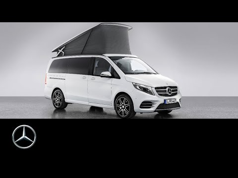 marco polo a new star in camper van heaven mercedes benz original youtube. Black Bedroom Furniture Sets. Home Design Ideas