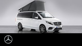 Mercedes-Benz TV: Marco Polo - A new star in camper van heaven