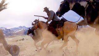 Red Dead Redemption 2 — Русский трейлер! (HD) От создателей GTA V