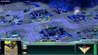 command and conquer generals zero hour full usa campaign