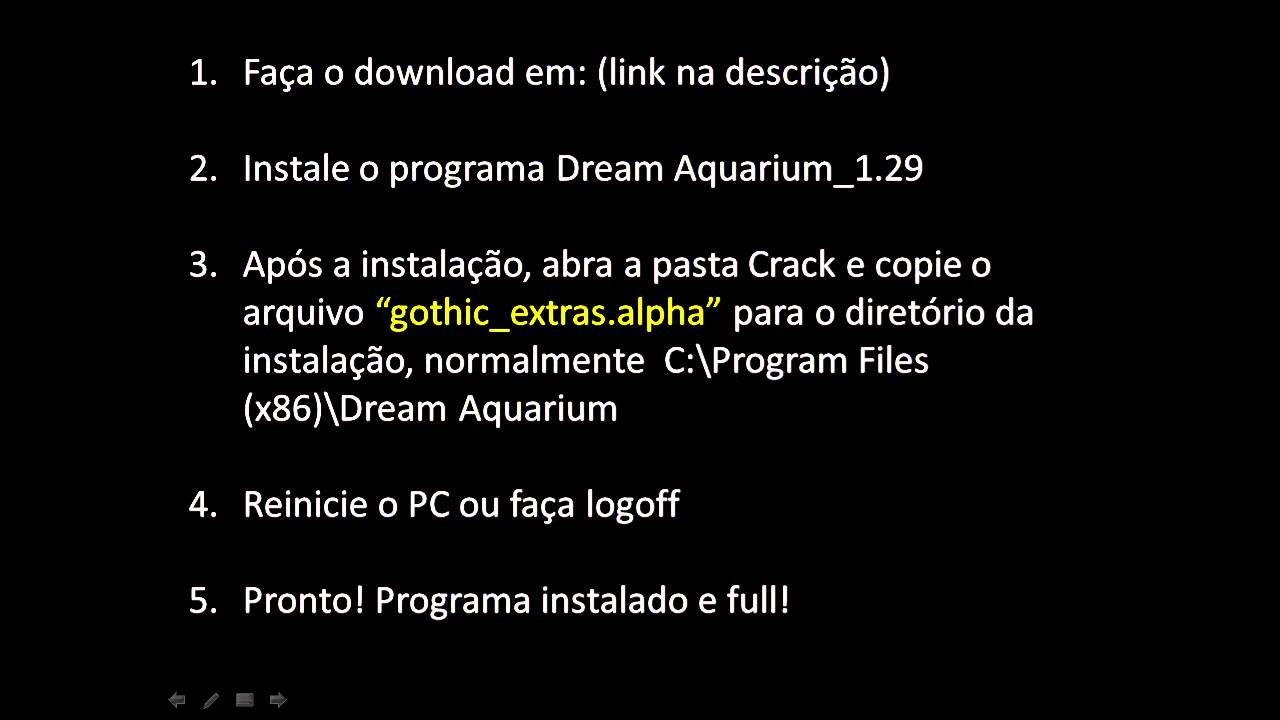 dream aquarium serial number free download