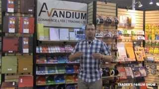Français - Avandium Trading Ltd. - Traders Forum Exposition à Montréal, 11-14 janvier 2015