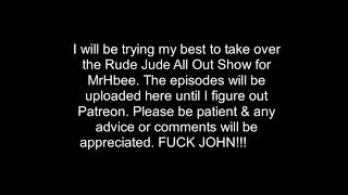 Rude Jude All Out Show 04 04 19 Penis Health with Dr  Spitz