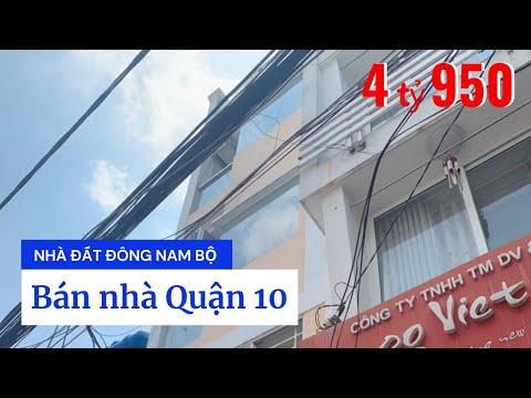 Chính Chủ Bán Nhà Hẻm 282A Nguyễn Tri Phương, P.4, Quận 10 Dưới 5 Tỷ Mới Nhất 2020