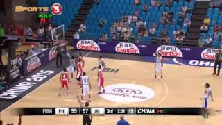 It's Raining Threes | 2015 FIBA ASIA CHAMPIONSHIP