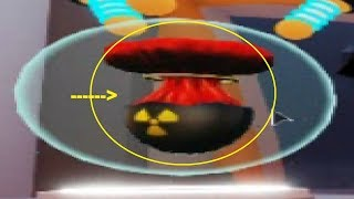 I Found The Nuke Easter Egg For ROBLOX Glitching Glass