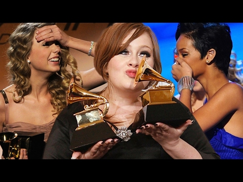 13 Celebs Winning Their First Grammy Award
