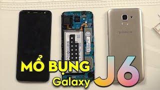 Mổ bụng Samsung Galaxy J6 - Đơn giản, tinh tế, camera siêu chất