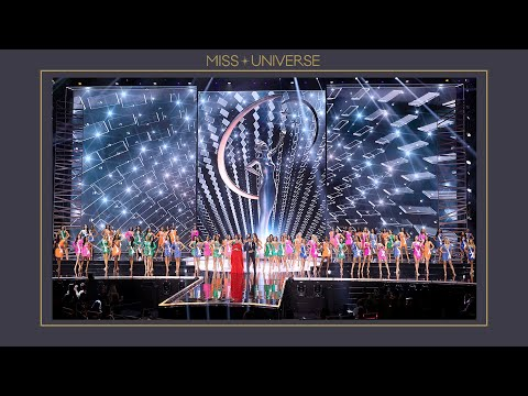 69th MISS UNIVERSE Competition | FULL SHOW